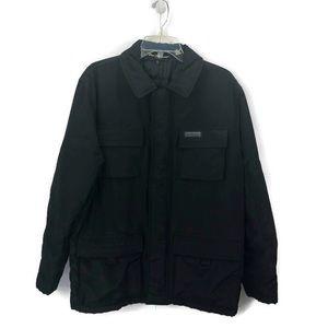 Ben Sherman Men's Coat Black 4 Pockets Size 2M